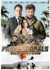 professionals movie cover
