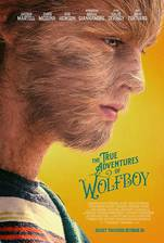 The True Adventures of Wolfboy movie cover