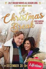 A Christmas Break movie cover