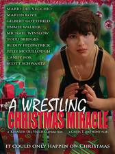 A Wrestling Christmas Miracle movie cover