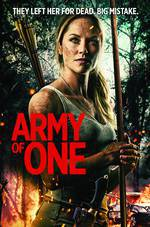 Army of One movie cover