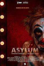 Asylum: Twisted Horror and Fantasy Tales movie cover