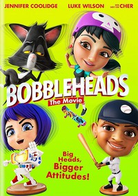 Bobbleheads: The Movie main cover