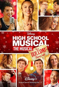 High School Musical: The Musical: The Holiday Special main cover