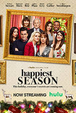 Happiest Season movie cover