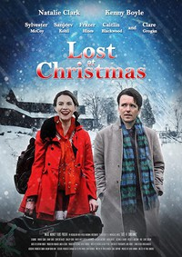 Lost at Christmas (Perfect Strangers) main cover