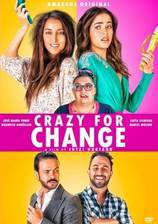 Crazy for Change movie cover