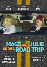 Mags and Julie Go on a Road Trip. main cover