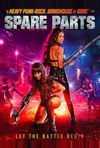 Spare Parts main cover