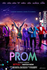 The Prom movie cover