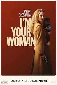 I'm Your Woman main cover