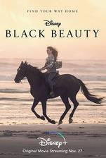 Black Beauty movie cover