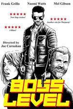 Boss Level movie cover