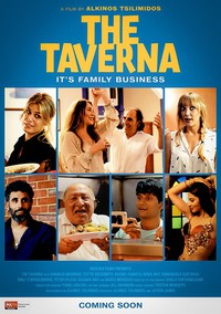 The Taverna main cover