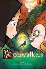 Wolfwalkers movie cover