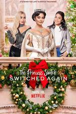 The Princess Switch: Switched Again movie cover