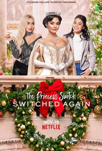 The Princess Switch: Switched Again main cover