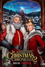 The Christmas Chronicles: Part Two movie cover
