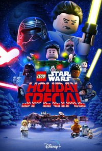 The Lego Star Wars Holiday Special main cover