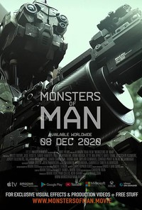 Monsters of Man main cover