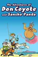 The Adventures of Don Coyote and Sancho Panda movie cover