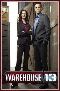 Warehouse 13 movie cover