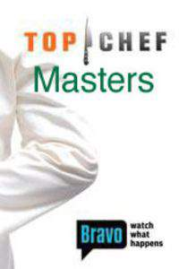 Top Chef Masters movie cover