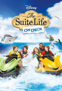 The Suite Life on Deck movie cover