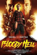 Bloody Hell movie cover