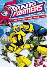transformers_animated movie cover