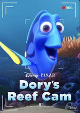 Dory's Reef Cam movie cover