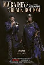 Ma Rainey's Black Bottom movie cover