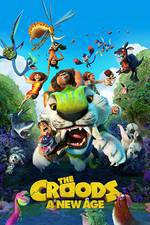 The Croods: A New Age movie cover