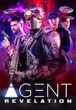 Agent Revelation movie cover