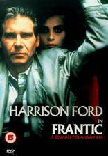 frantic movie cover