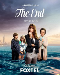 The End movie cover
