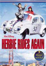 herbie_rides_again movie cover