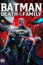Batman: Death in the Family movie cover