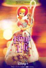 Toy Story: Lamp Life movie cover