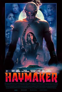 Haymaker main cover