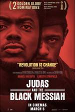 Judas and the Black Messiah (Jesus Is My Homeboy) movie cover