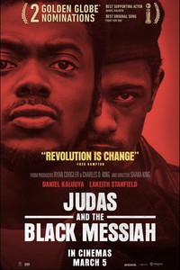 Judas and the Black Messiah (Jesus Is My Homeboy) main cover