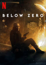 Below Zero movie cover