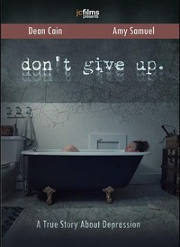 Don't Give Up main cover