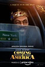 Coming 2 America movie cover
