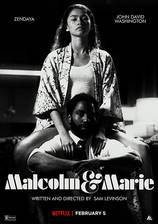 Malcolm & Marie movie cover