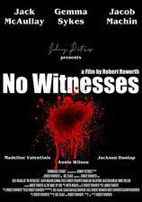 No Witnesses movie cover