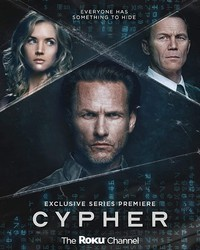 Cypher movie cover