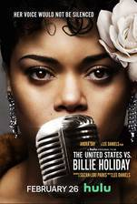 The United States vs. Billie Holiday movie cover