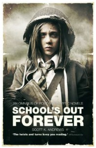 School's Out Forever main cover